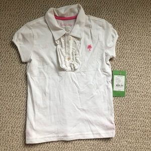 Lilly Pulitzer Girls Polo